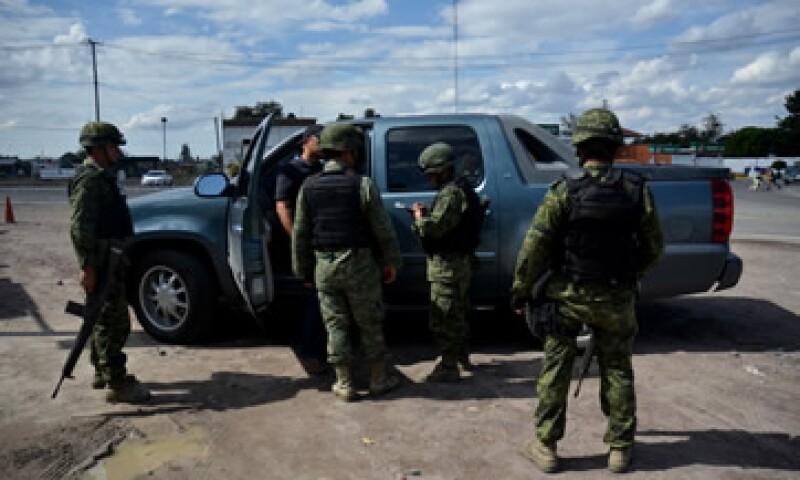 Las fuerzas armadas constituyen una organización sólida y confiable, afirmó el CCE. (Foto: Cuartoscuro))