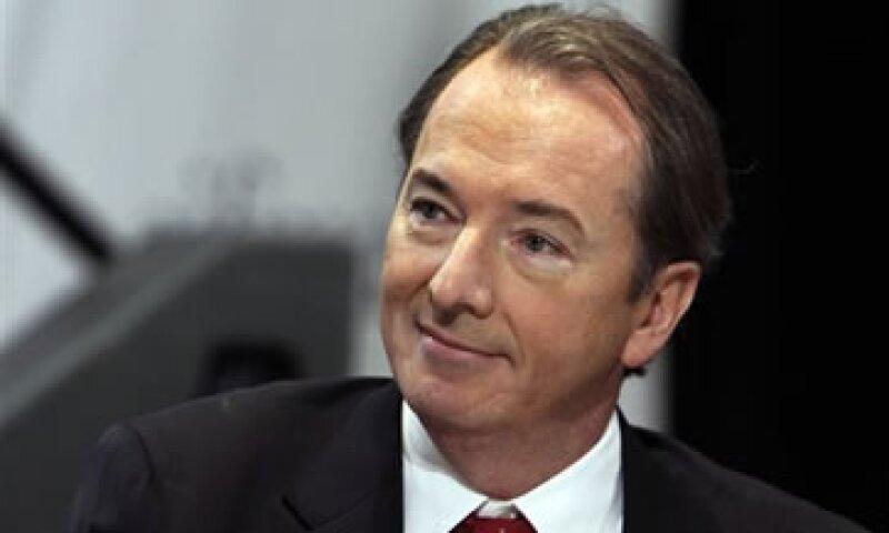 James Gorman amplió las operaciones de Morgan Stanley con la compra de la parte de la correduría Smith Barney que no poseía.  (Foto: AP)