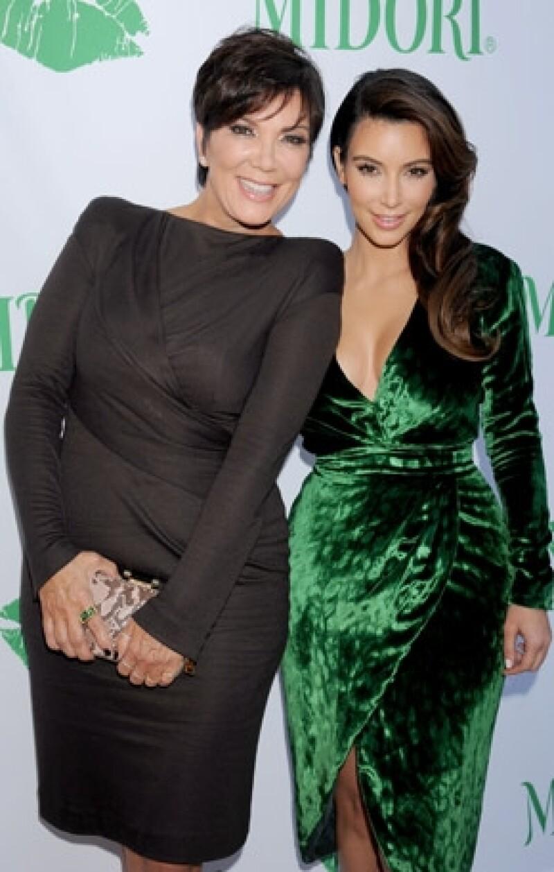 Antes las críticas generadas por el nombre que Kanye y Kim decidieron ponerle a su hija, es la misma abuela quien por fin confiesa por qué decidieron ese apelativo.
