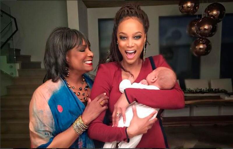 Este domingo se celebró en Estados Unidos el Día de las Madres y varias celebridades nos recordaron a través de sus redes sociales por qué es una de las festividades más emotivas del año.