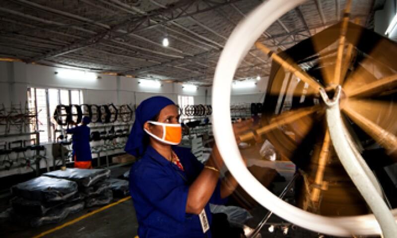 La manufactura mexicana es altamente dependiente del ciclo económico en EU. (Foto: Getty Images)