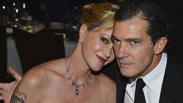 Melanie Griffith y Antonio Banderas dijeron haberse divorciado por mutuo acuerdo y en buenos términos.