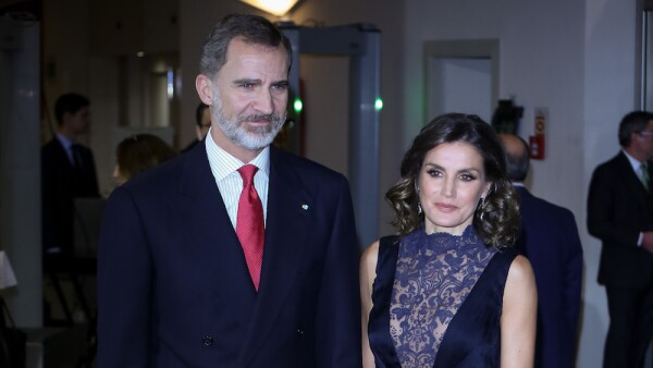 Spanish Royals Attend A Concert To Commemorate The 40th Anniversary of the Spanish Constitution