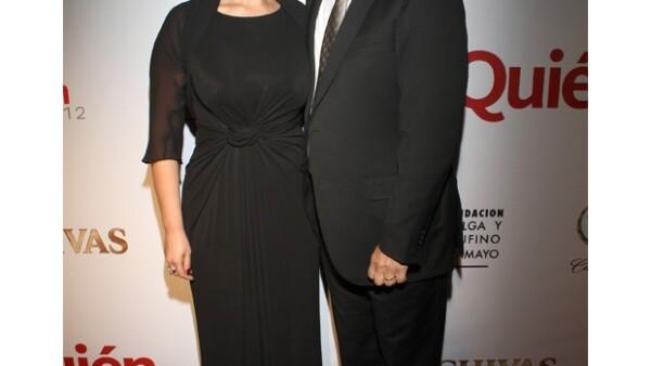 Se dio a conocer que el ex Jefe de Gobierno del Distrito Federal y su esposa se convertirán en padres a principios del año que viene.
