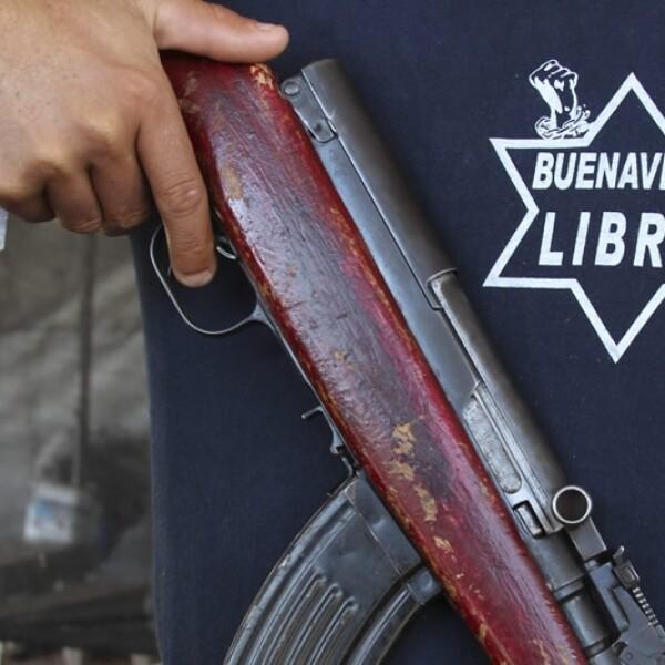 Formacion de autodefensas en Michoacan
