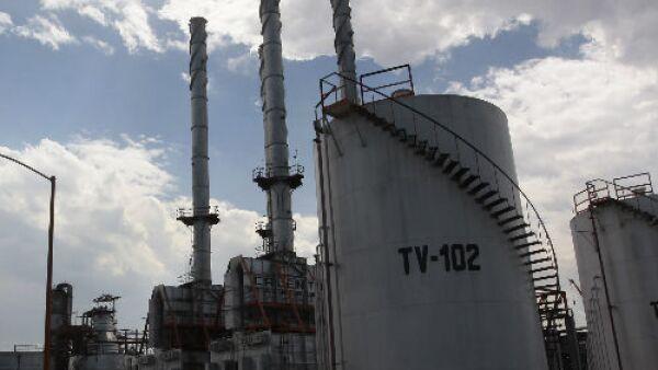 Refiner�a de Tula