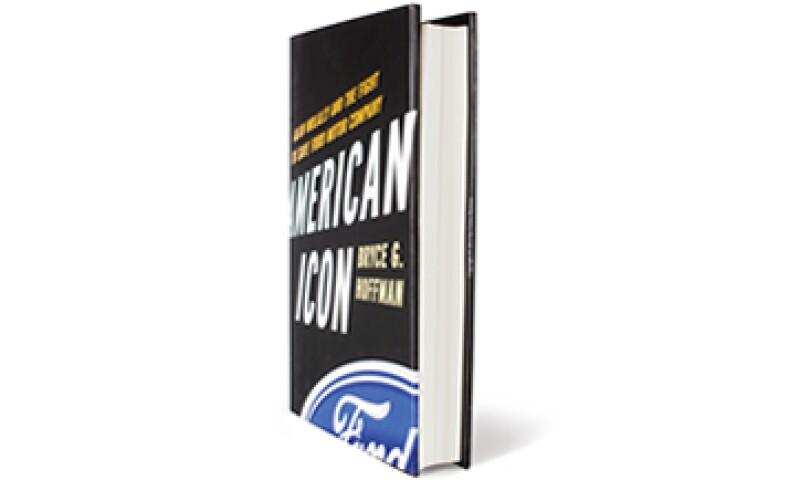 Bryce G. Hoffman narra en su libro, American Icon, la sorprendente resurrección de Ford, la automotriz que en 2006 parecía estar a punto de hundirse. (Foto: Dayan Jiménez)