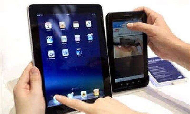 La batalla de patentes entre Apple y Samsung ya llegó a países como Australia y Alemania. (Foto: AP)