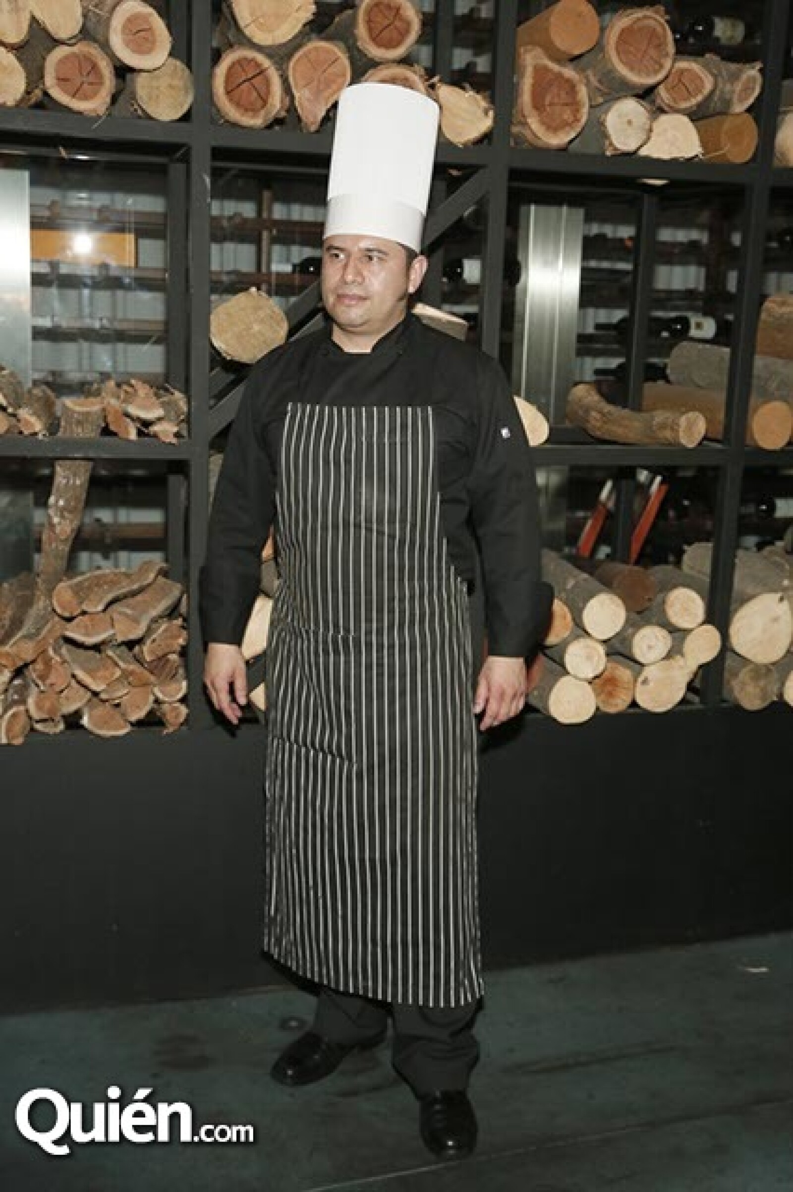 Chef Vicente Estrada