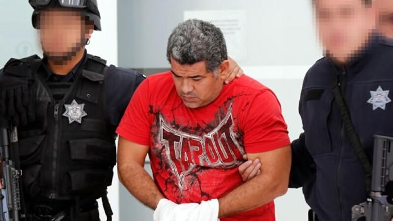 Detención del lider del cartel de Acapulco