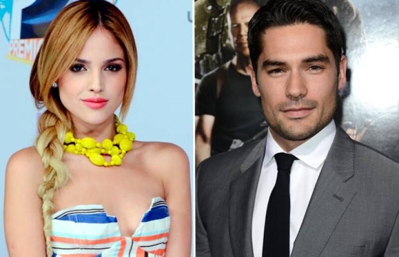 """En el programa de espectáculos """"Ventaneando"""" se aseguró que la actriz mexicana tiene una relación con el atractivo actor, con quien trabajó en la serie """"From Dusk Till Down""""."""