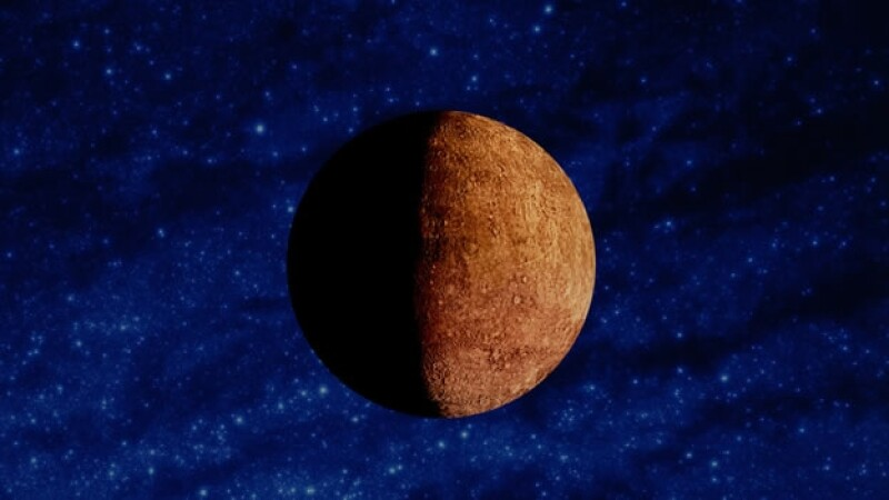 El planeta Mercurio ha disminuido su tamaño hasta en 7 kilómetros