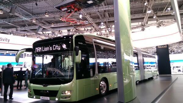 El bus urbano sustentable