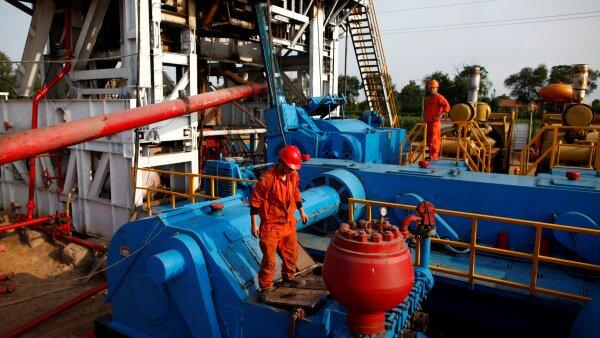 Wall Street compañías petroleras