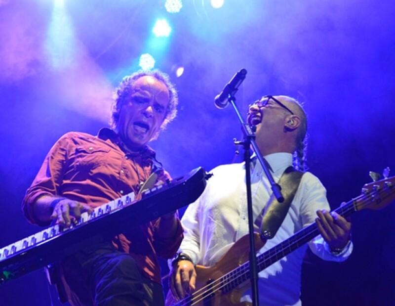 La banda de rock mexicana generó la euforía de más de dos mil almas reunidas en Parque Takilhsukut.