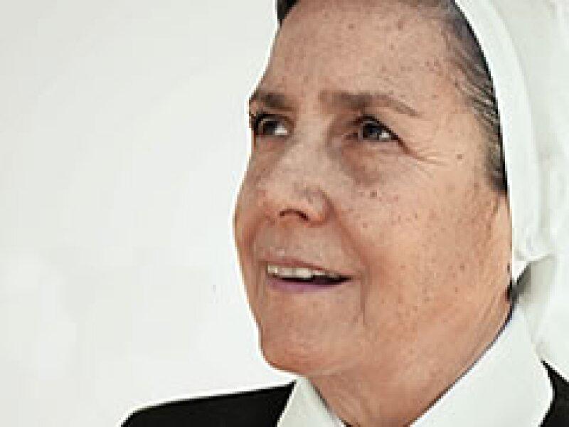 La capitalina Sor María Suárez trabaja con Christus Muguerza desde hace 8 años. (Foto: Ramón Sánchez Belmont)