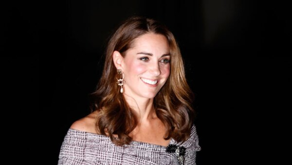 Kate Middleton vestido tweed