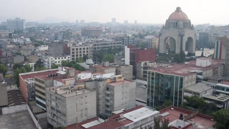 ciudad de mexico edificios