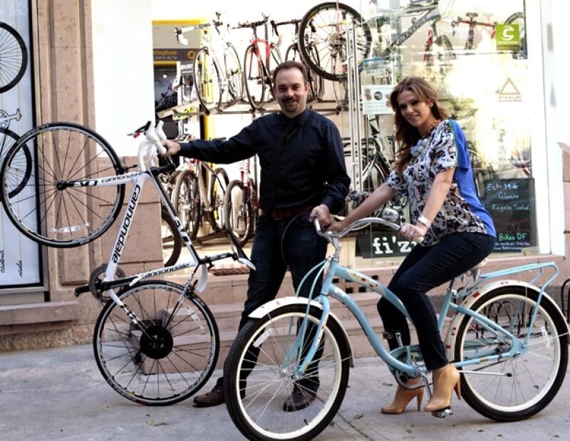 Guillermo y Regina aseguran que más que un servicio, ofrecen un estilo de vida con su nuevo concepto de store.