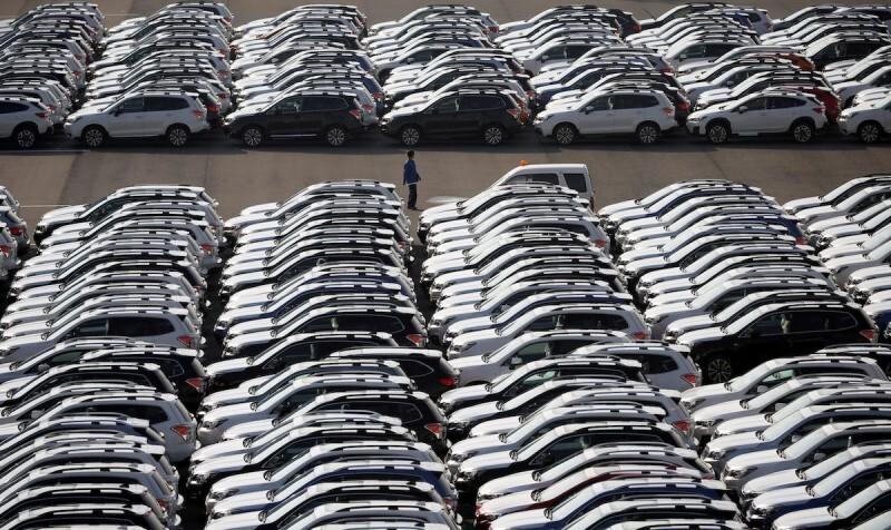 Autos eléctricos e híbridos