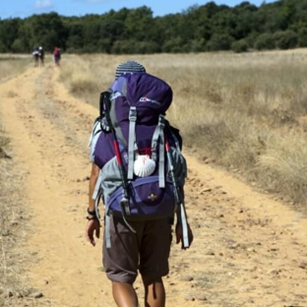 peregrinacion camino de santiago