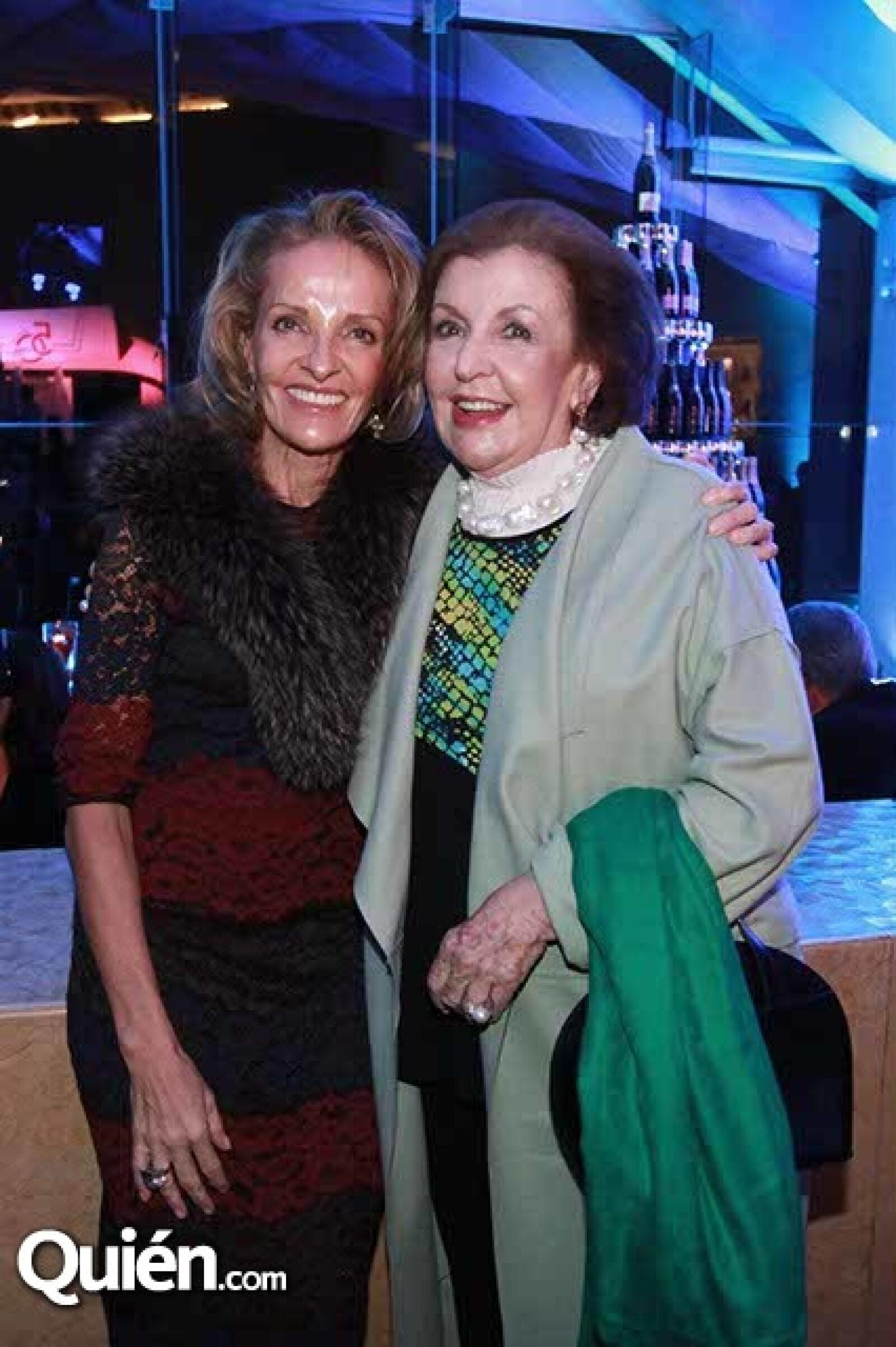 Lourdes Vargas y Monica de Díez