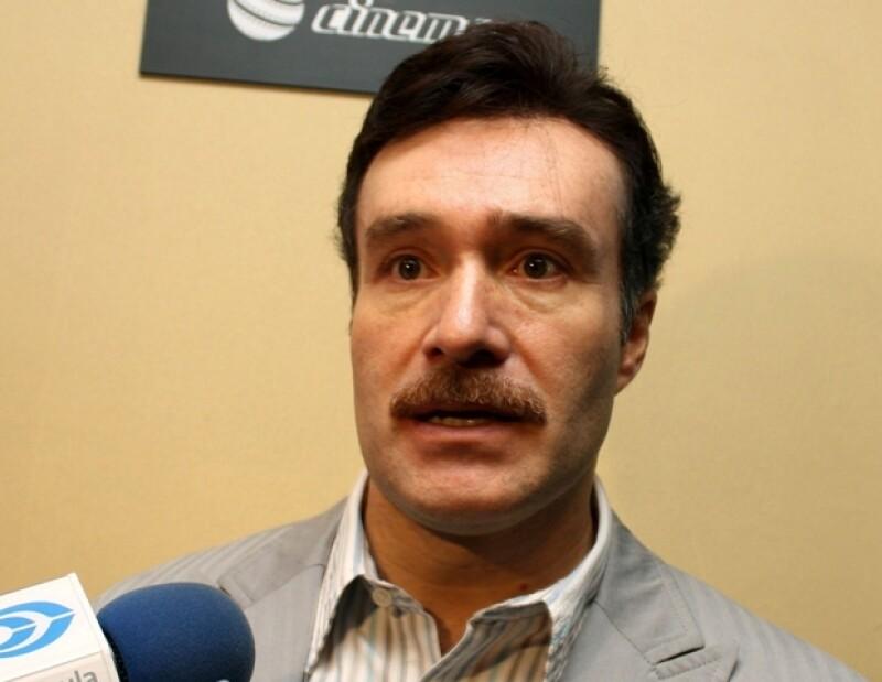 El actor envió sus condolencias a los familiares de Alemán y también de la actriz Yolanda Mérida, a quienes admiraba profundamente.