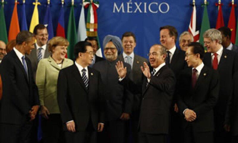El Plan de Acción de Los Cabos fue acordado por los mandatarios de las 20 economías más desarrolladas del mundo. (Foto: Reuters)