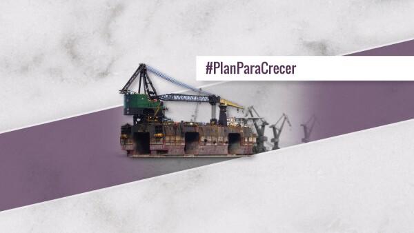 La ampliación al Puerto de Veracruz requiere una inversión de 29,000 mdp, y se prevé que esto genere 140,000 empleos directos e indirectos.