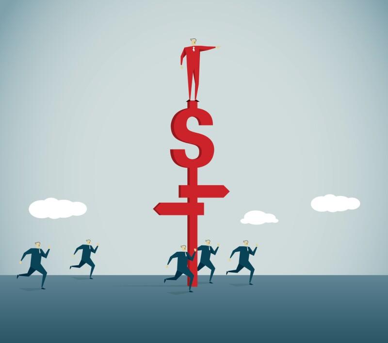 La ruta del dinero