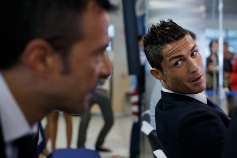 El astro del Real Madrid adquirió la propiedad como regalo de bodas para Jorge Mendes; el futbolista gastó más de 52 millones de pesos en el obsequio.
