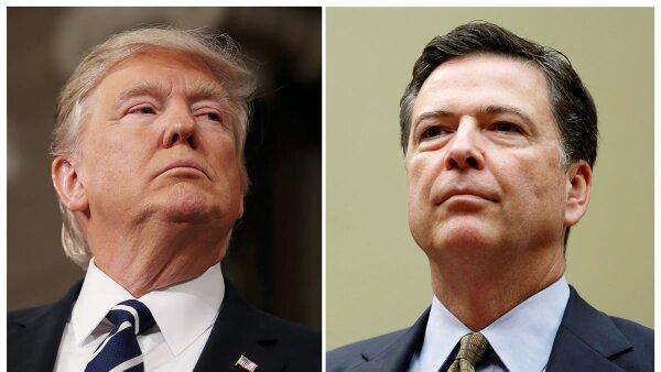 NYT: Trump pidió a Comey detener investigación a Flynn