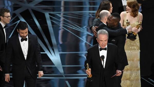 """El """"epic fail"""" del Oscar"""
