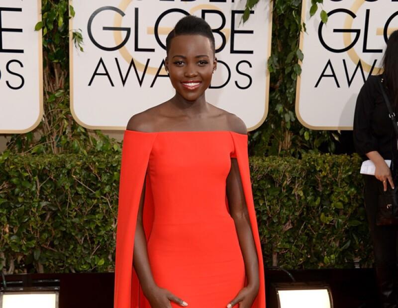 En más de una ocasión, Lupita Nyong&#39o ha sido reconocida entre las mejores vestidas de la alfombra roja, conoce las firmas de diseñadores que la han vestido.