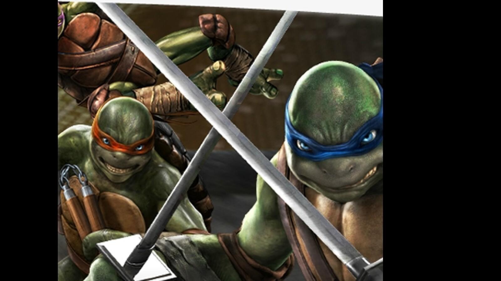 tortugas ninja 2013 Activision