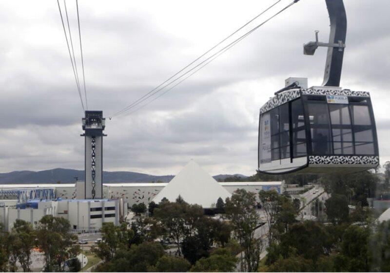 Teleférico Puebla