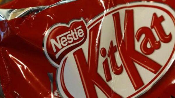 Nestl� chocolate
