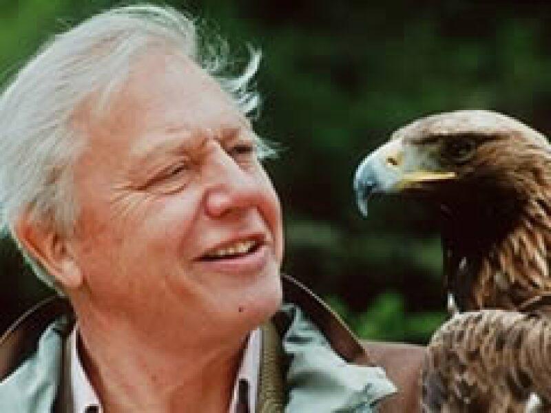 El científico David Attenborough recibió el premio por su trabajo a la conservación e investigación de la naturaleza. (Foto: AP)