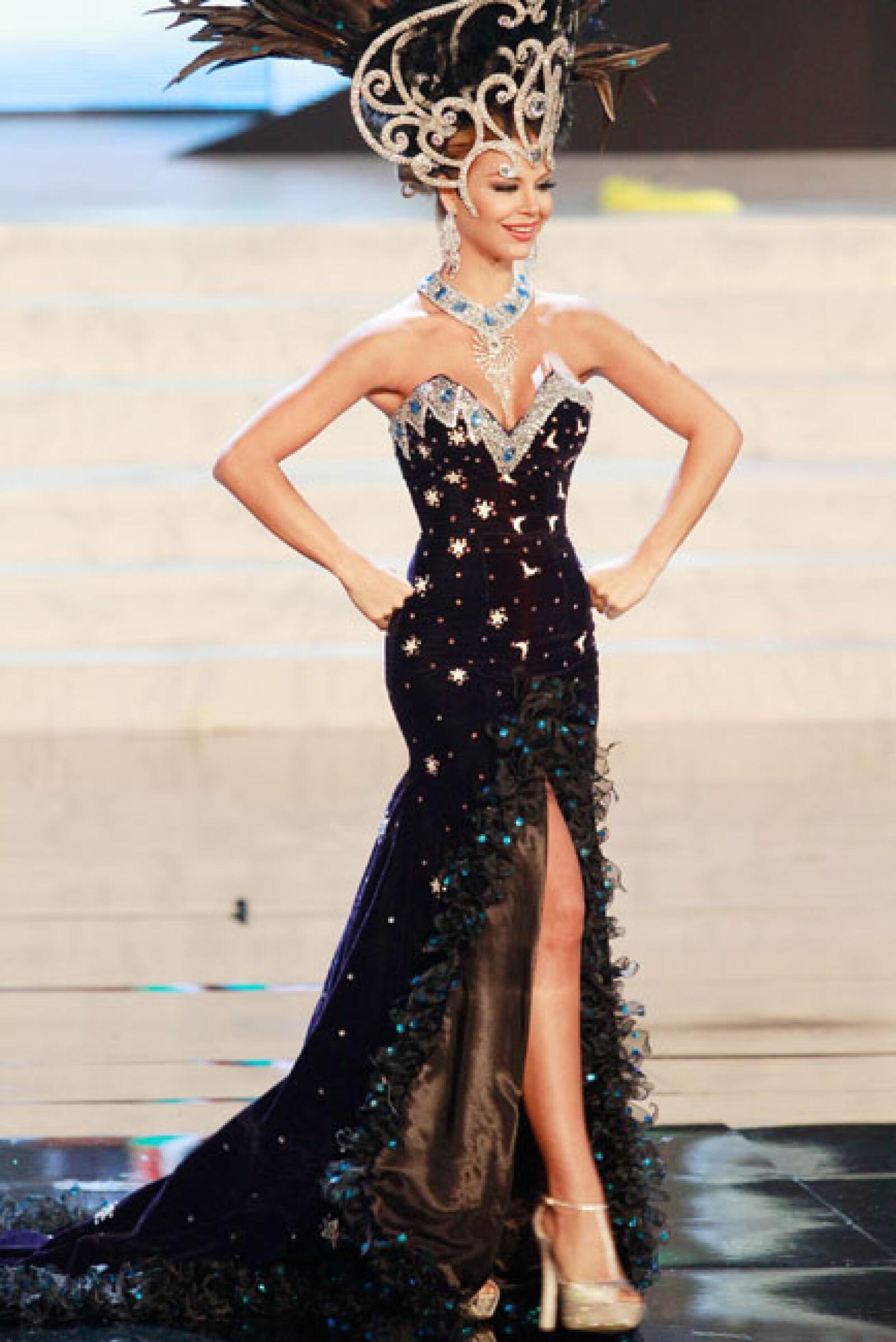 Miss Ucrania, Anastasia Chernova.