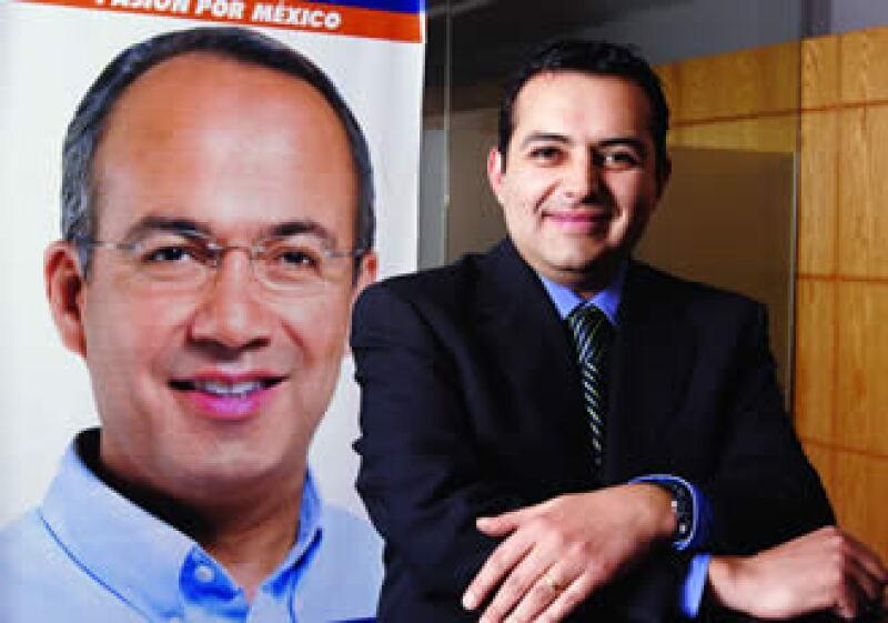 Ernesto Cordero fue coordinador de políticas públicas en la campaña del PAN de 2006. (Foto: archivo)