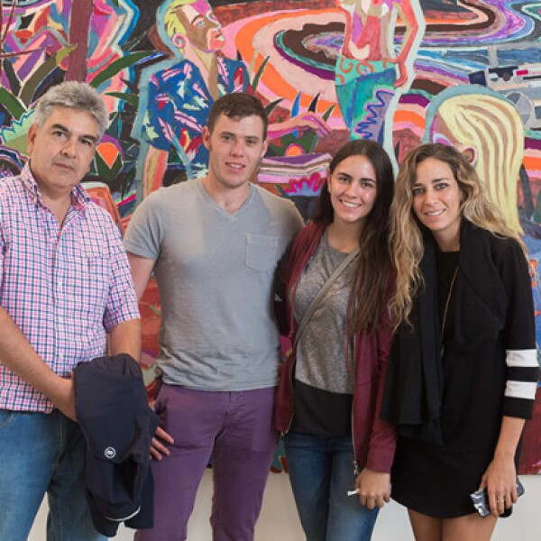 Alejandro Posada,José Alonso,Natalia Posada,Beatriz Posada