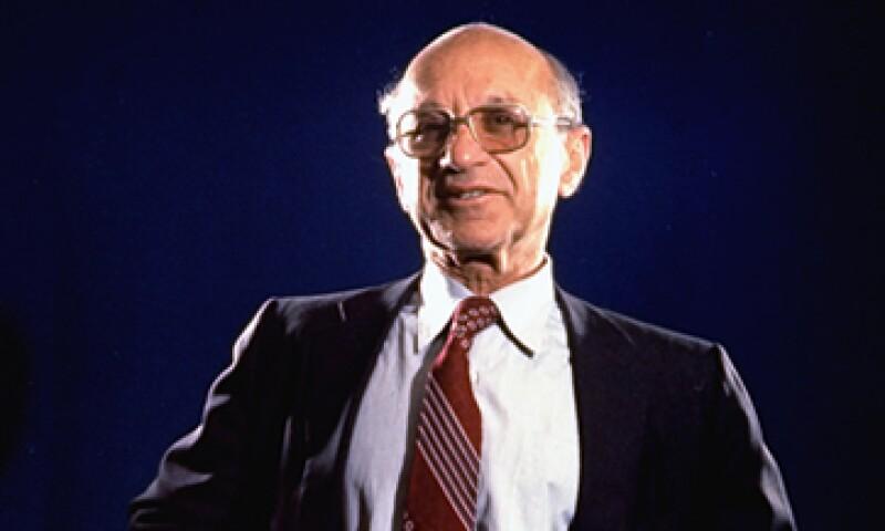 Friedman se formó como actuario y economista. (Foto: AP)