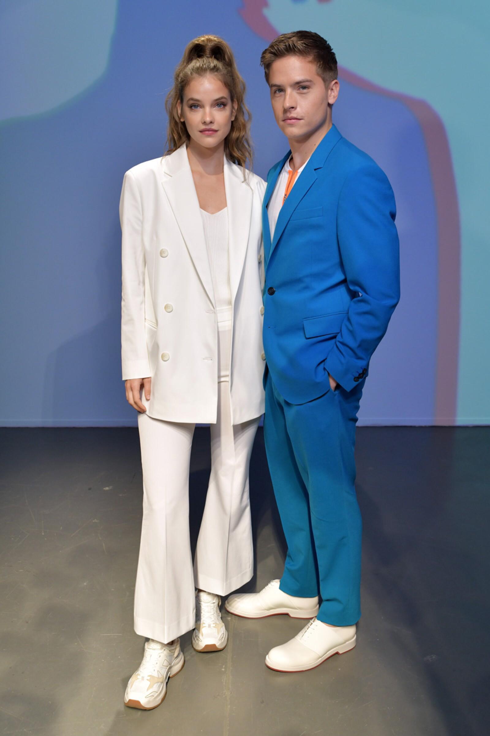 Boss show, Front Row, Spring Summer 2020, Milan Fashion Week, Italy - 22 Sep 2019