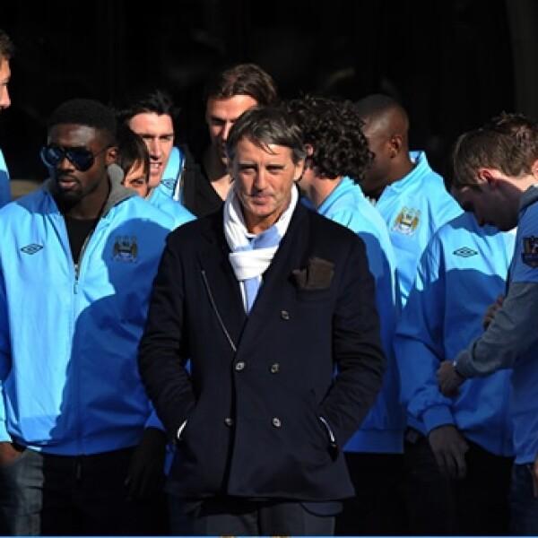 Manchester City - liga premier