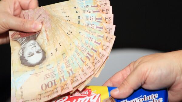 Caída de la divisa