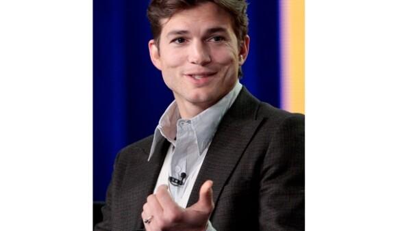 El actor estadounidense mostró a los medios de comunicación en California su nueva imagen.