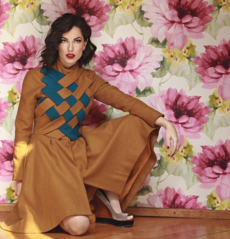 La actriz concedió una entrevista a la revista InStyle en donde habló sobre su hijo Sergio quien está por cumplir 18 años y a quien dice extrañar mucho.