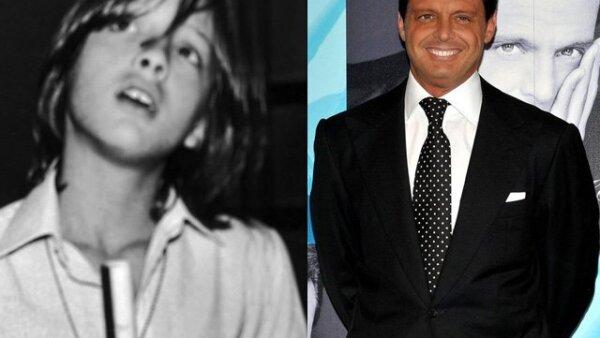 Luis Miguel grabó su primer disco en 1982, a los 12 años de edad, titulado ` 1+1=2 enamorados´. En 1985 ganó su primer Grammy con el tema `Me gustas tal como eres´, que cantó con Sheena Easton.