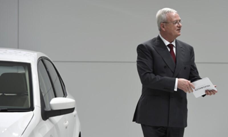 Winterkorn llegó a la presidencia de VW gracias a Ferdinand Piëch (Foto: AFP )