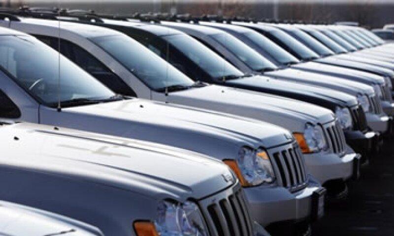 El retiro de los Jeep Wrangler incluye 3,300 unidades en México.  (Foto: AP)